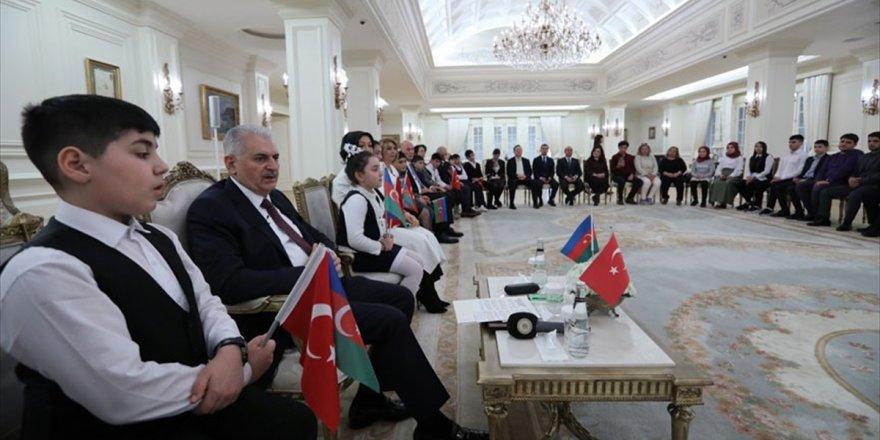 Çankaya Köşkü'nde, Türkiye-azerbaycan Şehit Çocukları Buluştu