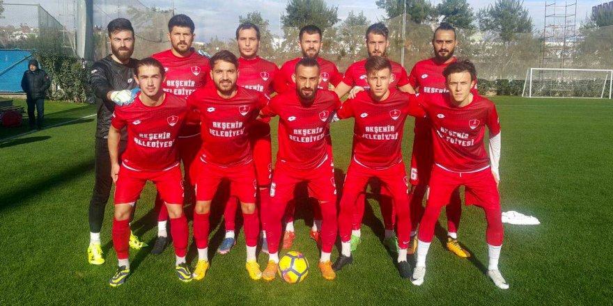 Akşehirspor, telafisiz haftalarda