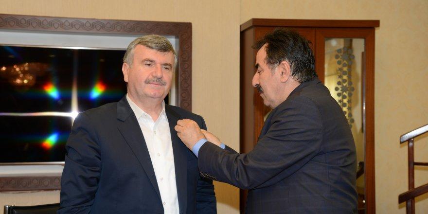 Akyürek: Konyaspor'a topyekun destek zamanı