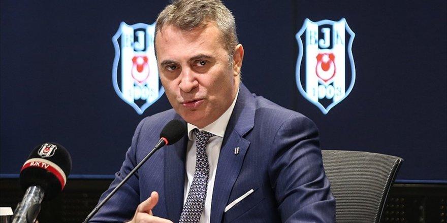 Beşiktaş Kulübü Başkanı Orman: Aylardır Söylüyorum, Bu Sene De Şampiyon Olacağız