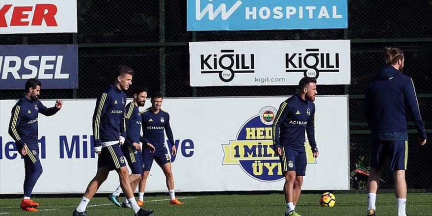 Fenerbahçe'de İzin Bitti