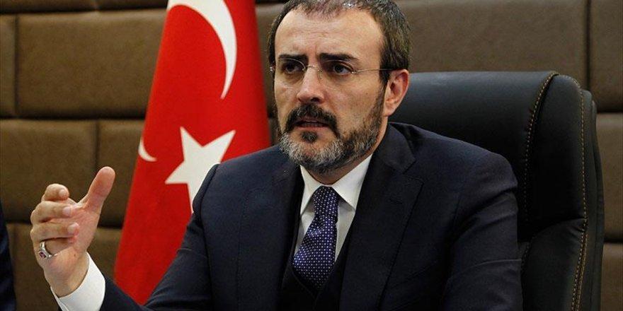 Ak Parti Genel Başkan Yardımcısı Ve Parti Sözcüsü Ünal: Seçimler Kendi Tarihinde Olacak