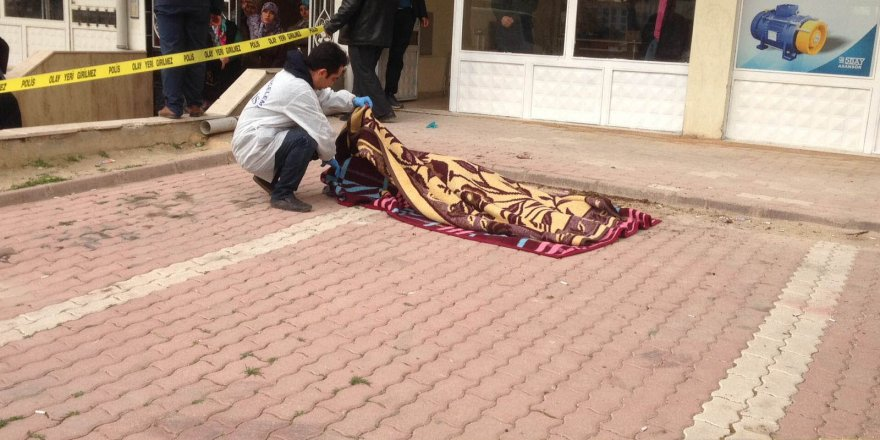 Konya'da 4. katın penceresinden düşen kadın öldü