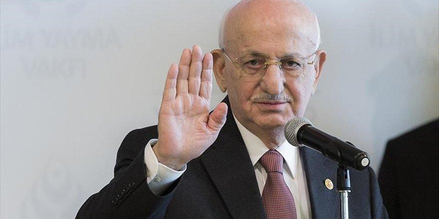 Tbmm Başkanı Kahraman: Adil Bir Dünya Düzeni İçin Bmgk'nin Reformu Şarttır