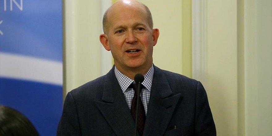 Büyükelçi Chilcott: Pkk, Ypg Gibi Terör Örgütlerinden Gelen Saldırıların Farkındayız