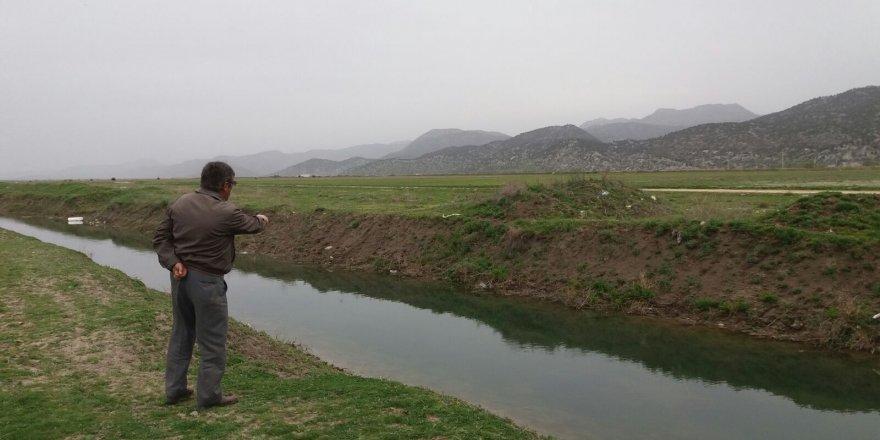 Konya'da Su Kanalına Düşen Çocuk Boğuldu