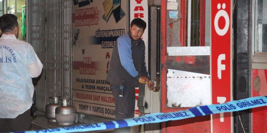 Konya'da Mutfak Tüpü Patladı: 2 Yaralı