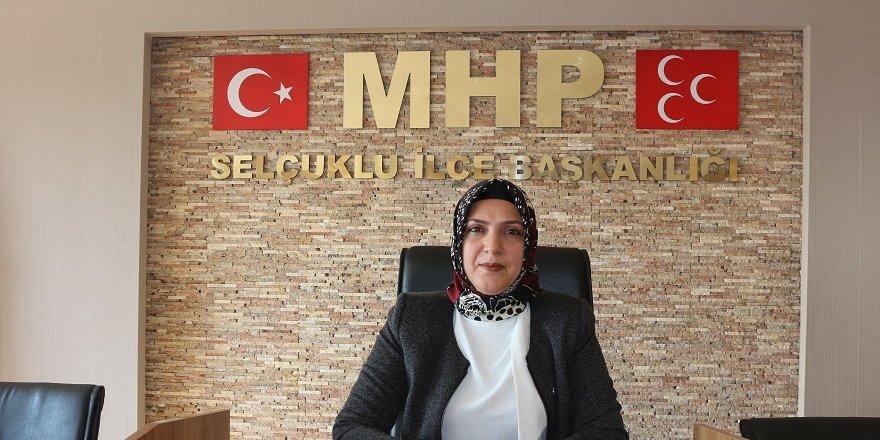 MHP Selçuklu İlçe Teşkilatı Erken Seçime Hazır