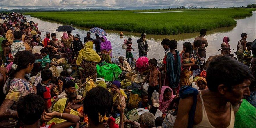 Myanmar'daki İslam Konseyi Liderlerinden Gaffari: Öncelikle İnsan Haklarını Elde Etmeye Çalışıyoruz