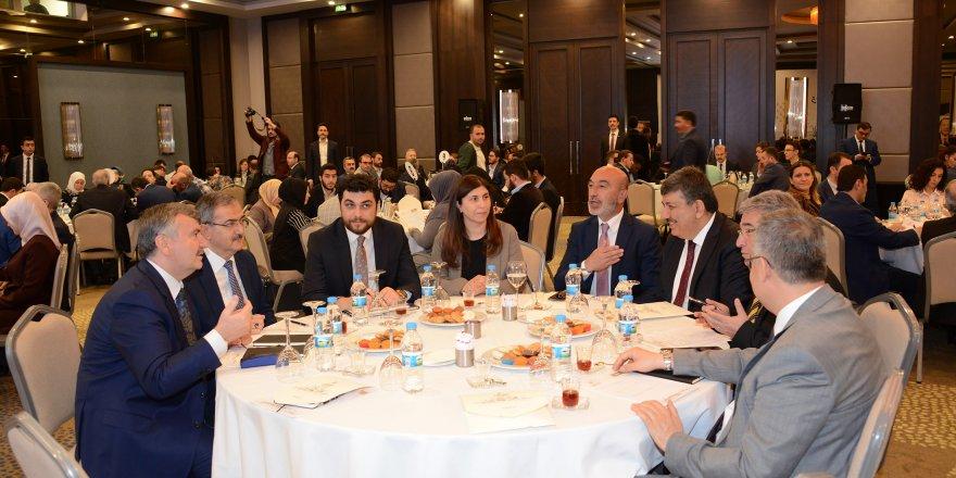 Konya'da Şehrim 2023 Projesi Çalıştayı Yapıldı