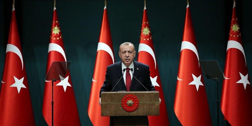 Erdoğan, milletvekilleriyle görüştü