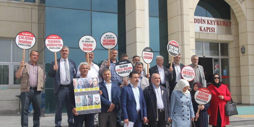 28 Şubat Davası Sanıklarının Tutuklanmamasına İtiraz