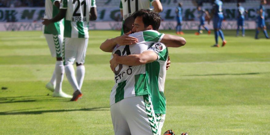 Atiker Konyaspor-Kasımpaşa: 2-0