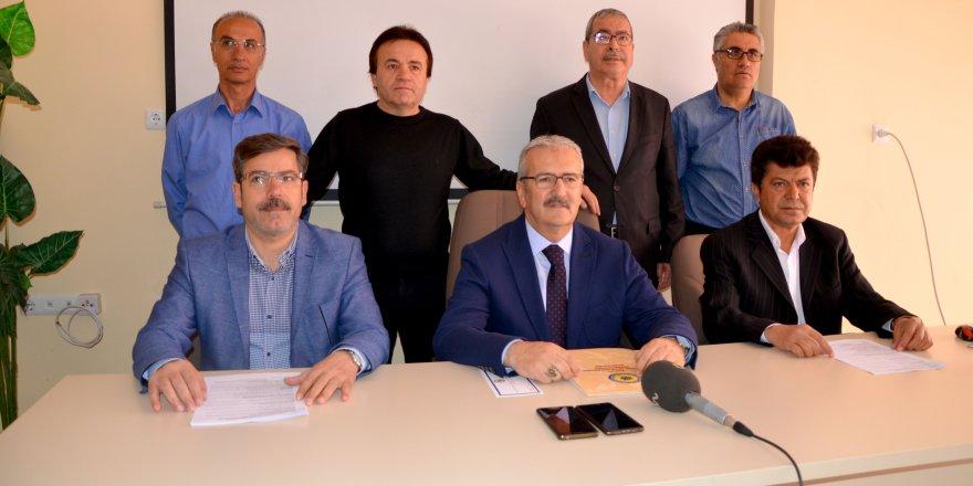 Konya ASKF, enler için toplantı düzenledi