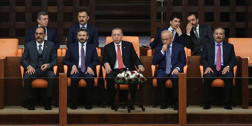 Cumhurbaşkanı Erdoğan: Tbmm Genel Kurulundaki Tartışmalar 'Rezalet'