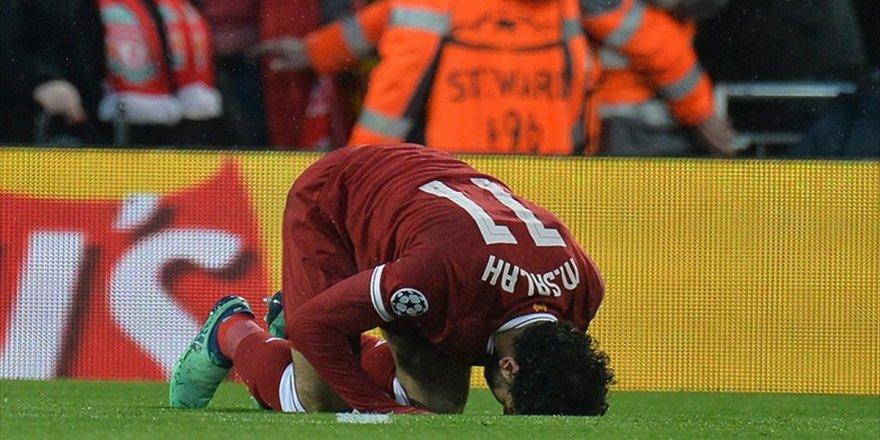 Liverpool Finalin Kapısını Salah İle Araladı