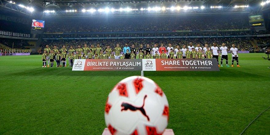 Fenerbahçe-beşiktaş Derbisinin Saati Belli Oldu