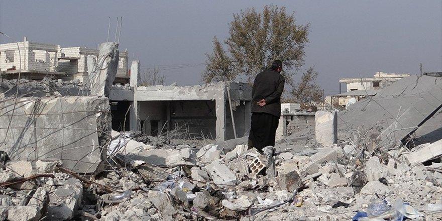 Suriye'de 6 Ayda İşlenen Katliamlarda 2 Bin 257 Sivil Öldü