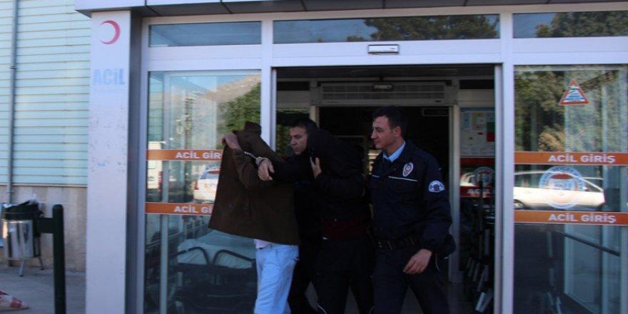 Konya'da uyuşturucu şebekesine operasyon: 13 tutuklama