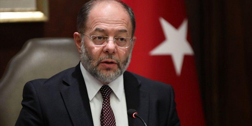 Başbakan Yardımcısı Akdağ: Türkiye Ab'ye Girmeyi Tüm Adaylardan Daha Önce Hak Etti