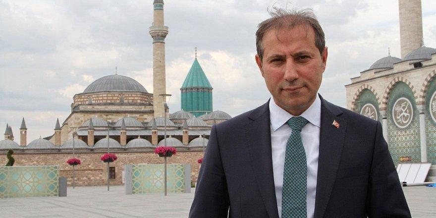"""Başkan Karabacak: """"Filistin Türkiye'yi bekliyor"""""""