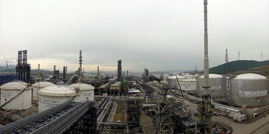 Star Rafineri'nin İlk Petrol Kargosu Azerbaycan'dan