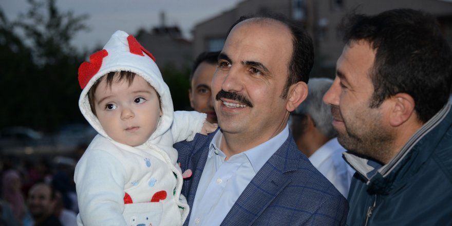 Başkan Altay: Konya Dünyaya Örnek Bir Ramazan Geçiriyor