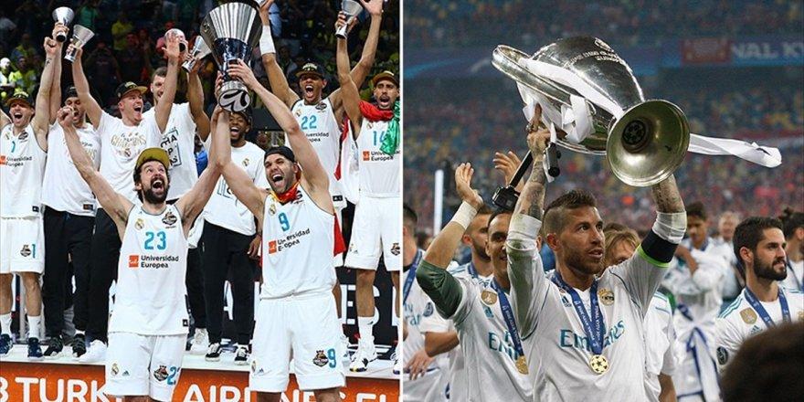 Real Madrid İlki Gerçekleştirdi