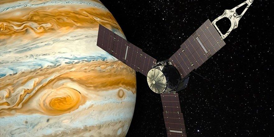 Nasa Juno'nun Faaliyet Süresini Uzattı