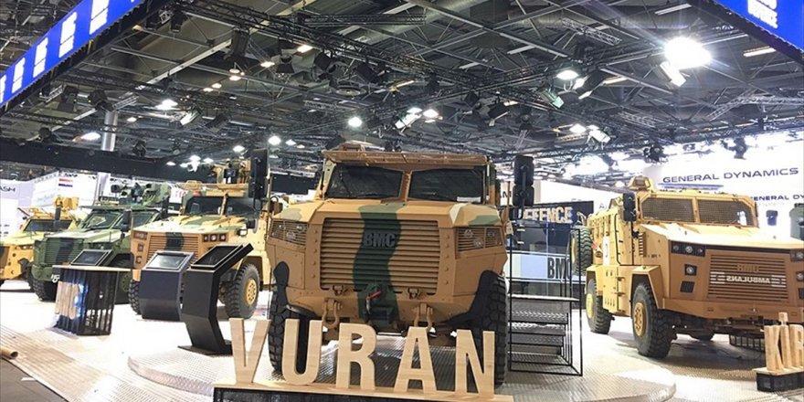 Bmc'den Yeni Zırhlılarla Paris'te Gövde Gösterisi