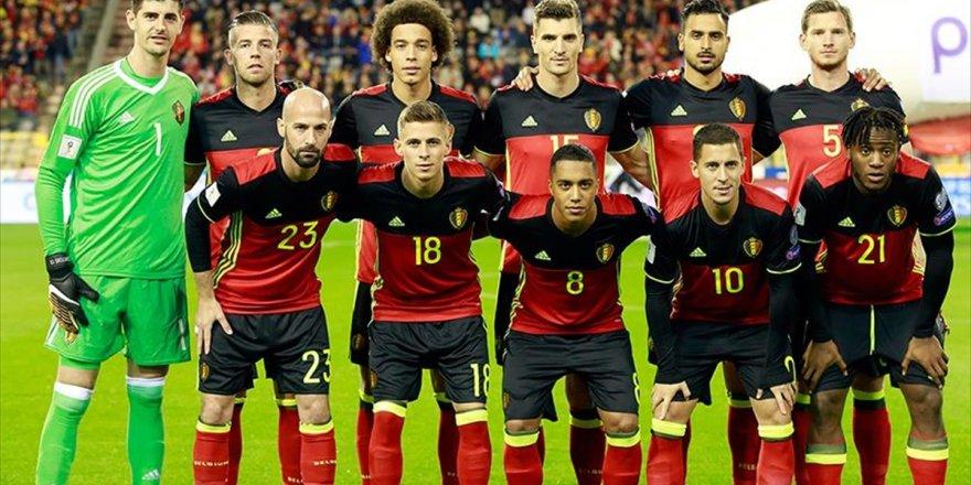 2018 Fıfa Dünya Kupası'nda G Grubu: Belçika