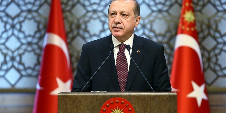 Cumhurbaşkanı Erdoğan: Tüm Ekonomik Saldırılara Rağmen Güçlü Büyümeye Devam