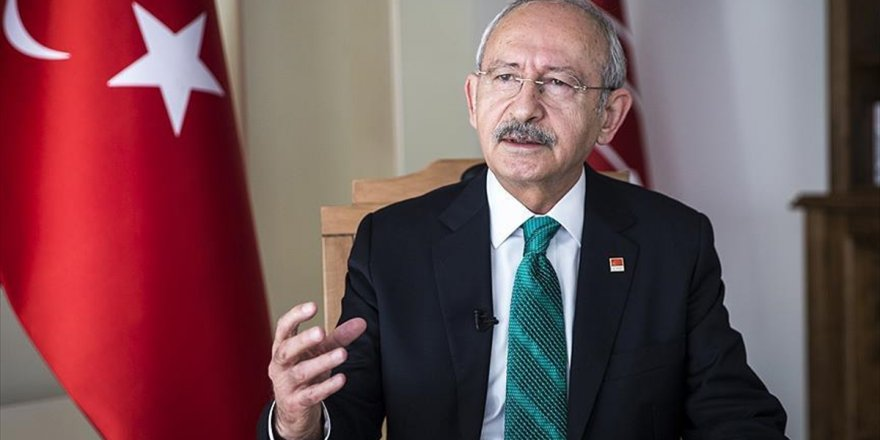 Chp Genel Başkanı Kılıçdaroğlu: Abd'nin Fetö Elebaşını İade Etmesi Lazım