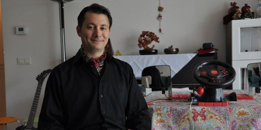 Türk pilottan otomotiv sektörü için 'Akıllı Ayna'