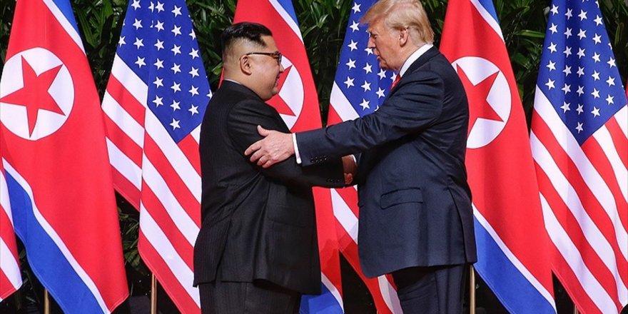 Kuzey Kore Ve Abd 'Eş Zamanlı' Eylemlerde Hemfikir