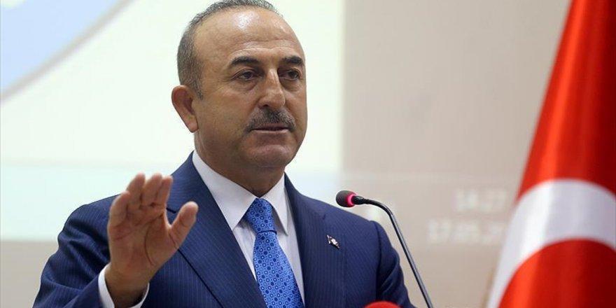 Dışişleri Bakanı Çavuşoğlu: Darbe Girişimcisi Hainleri Bize Vermeliler