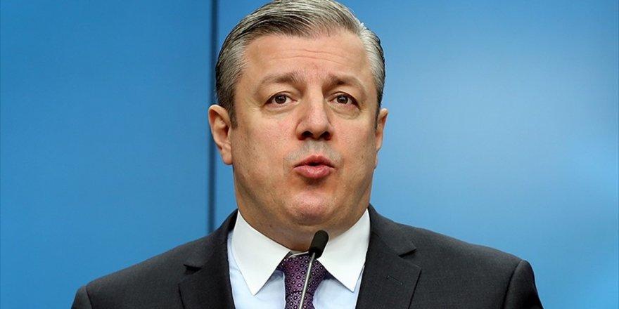 Gürcistan Başbakanı Kvirikaşvili İstifa Etti