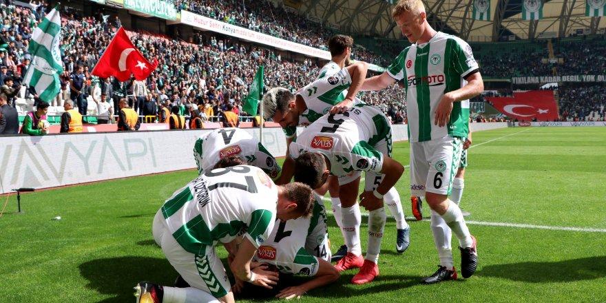 Konyaspor'u Konya yönetir!