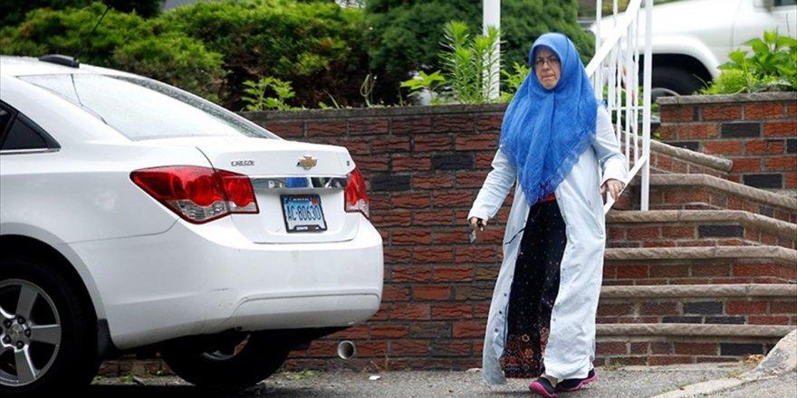 Aa, Adil Öksüz'ün Eşini Abd'de Görüntüledi