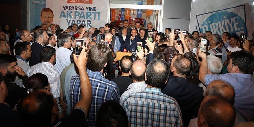 Başbakan Yardımcısı Çavuşoğlu: Yaşananları Herkesin Görüp, İyi İdrak Etmesi Gerekiyor
