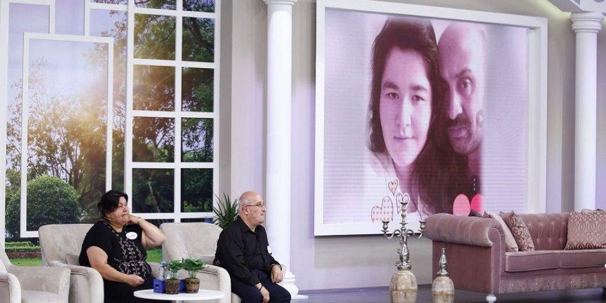 2 aydır kayıp olan yabancı uyruklu kayıp kız Esra Erol'da bulundu
