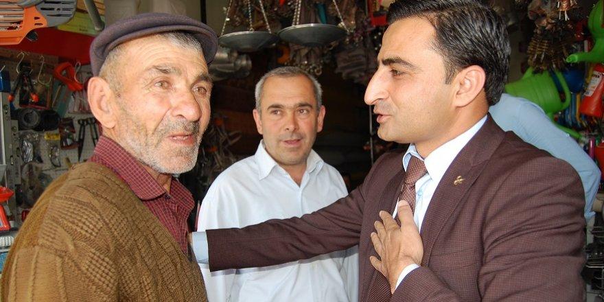 """Milletvekili adayı Fatih Satılmış: """"Halk kararını çoktan vermiş"""""""