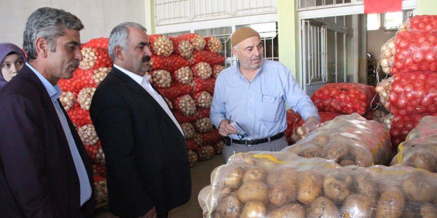 Etyemez: Yaş Sebze ve Meyve Üretiminde İlk 5 Ülke Arasına Girdik