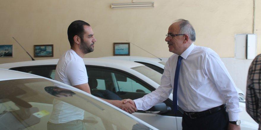 """""""Yerli otomobil için en uygun il Konya"""""""