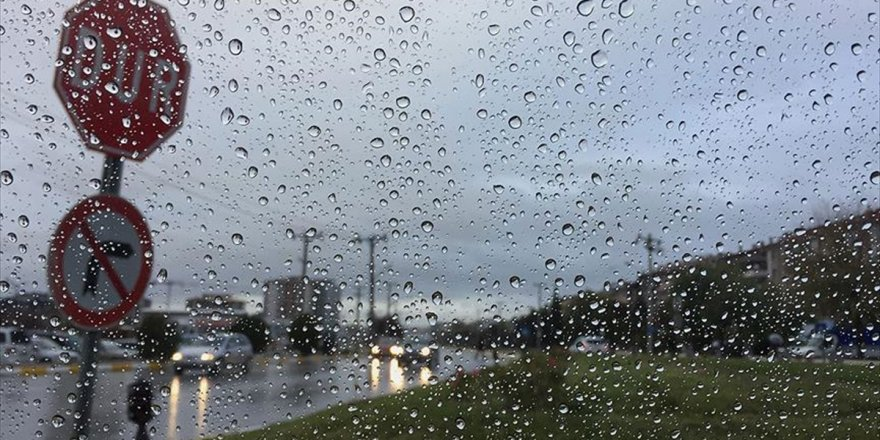 Meteoroloji'den Konya için yağış uyarısı