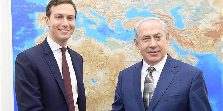 Netanyahu İle Kushner Barış Süreci Ve Gazze'yi Görüştü
