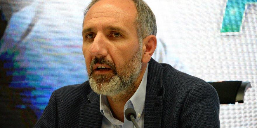 """Selçuk Aksoy: """"Volkan Şen ile devam etmeyi düşünmüyoruz"""""""