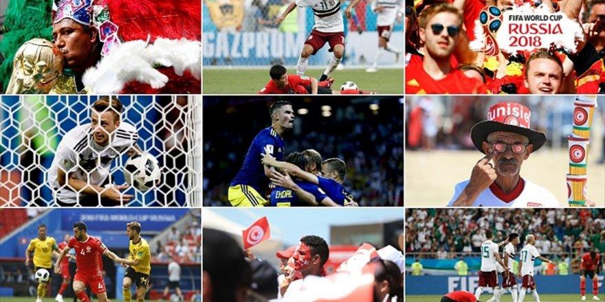 Dünya Kupası'nda Onuncu Gün Sona Erdi