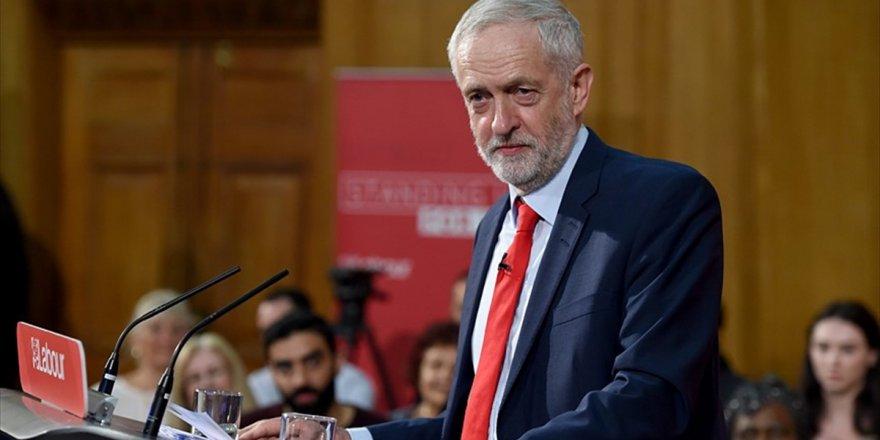 İngiltere'nin Ana Muhalefet Partisinden Filistin'e Destek Mesajı