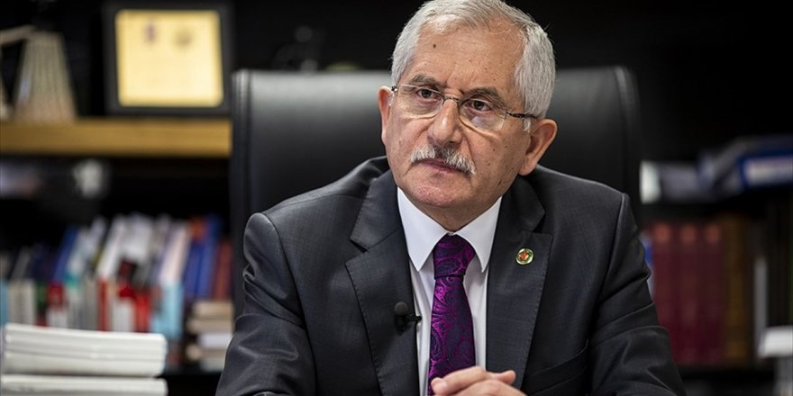 """YSK Başkanı Güven: """"Sağlıklı bir seçim oldu"""""""